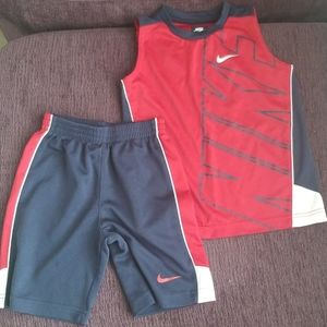 Nike Short Set